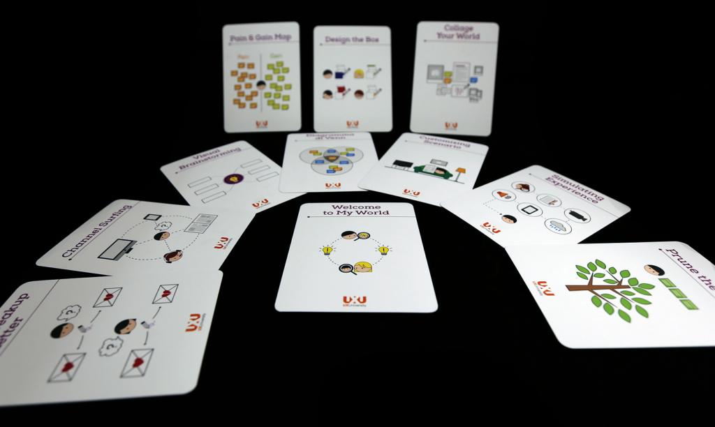 UX Domino Card